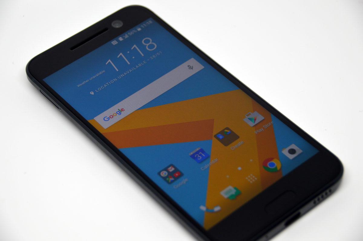 Test htc 10 le smartphone des audiophiles for Photo ecran htc