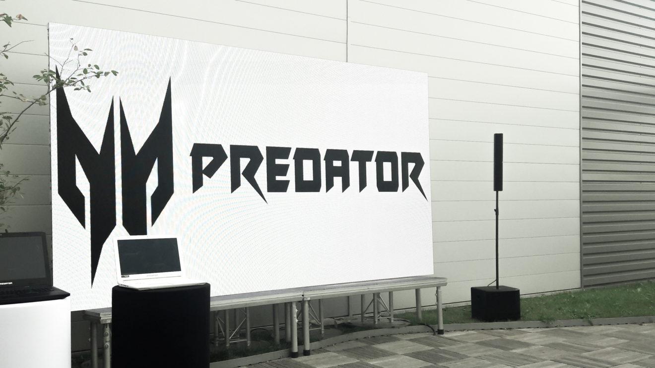 d couverte de l 39 esport lab by predator premi re salle d 39 entra nement pour l 39 e sport. Black Bedroom Furniture Sets. Home Design Ideas